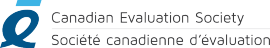 Canadian Evaluation Society Logo